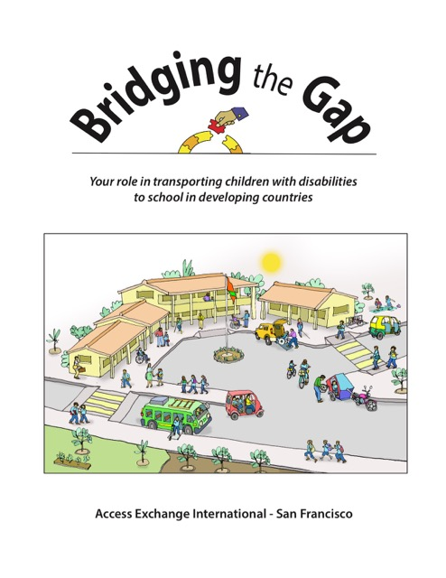 Cover for Bridging the Gap guide